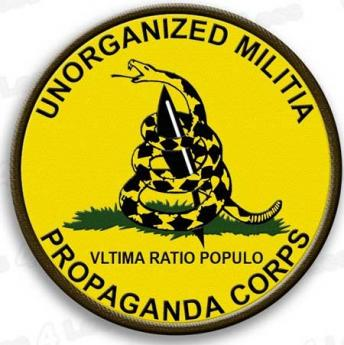 Origins of Unorganized Militia in Defense of the 2nd Amendment