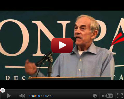 Ron Paul and The Many � LibertyPac