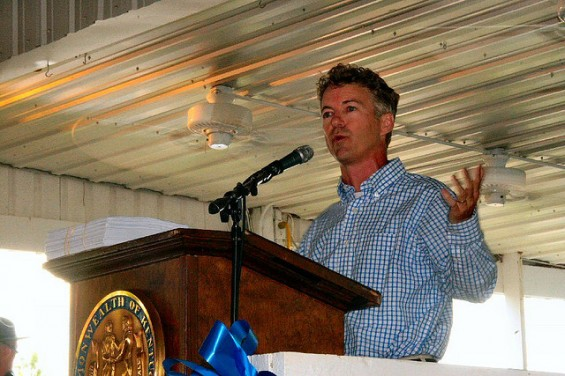 President Rand Paul: Watch out, he�s becoming a better politician every day