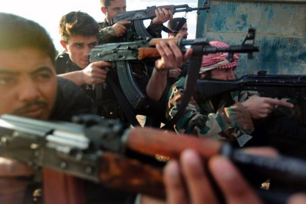 US Denies UN Arms Trade Treaty in Favor of Providing Weapons to Insurgents