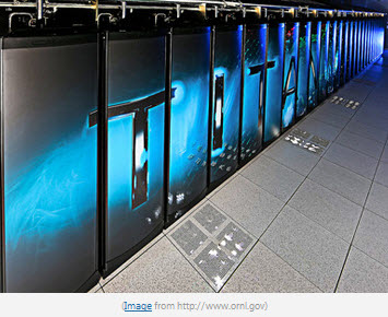 Rise of the Titan: �World�s fastest� supercomputer goes live
