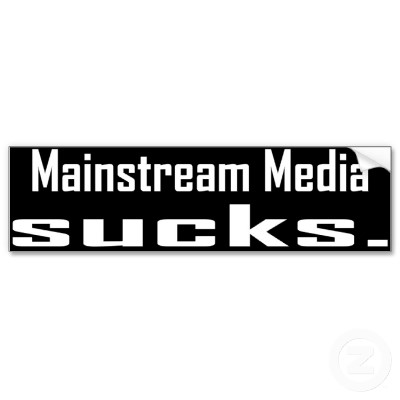 Lame-Stream Media,.. you want to talk to me? Then it's live, or NO interview.