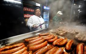 TSA Trains Super Bowl Hot Dog Sellers To Spot Terrorists