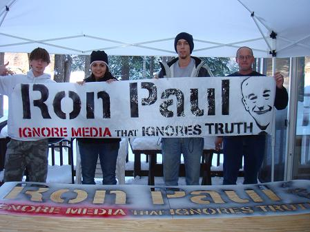 Ron Paul Not Endorsing Bob Barr,... or anyone else!