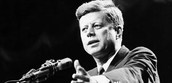 The Speech That Got JFK Murdered?