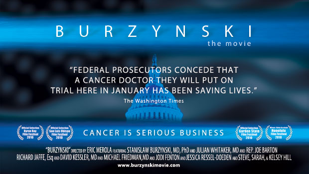 The Great Cancer Hoax: The Brilliant Cure the FDA Tried Their Best to Shut Down...