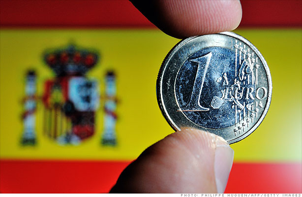 Spain at 7% Stresses Inadequacies of Rescue Options: Euro Credit