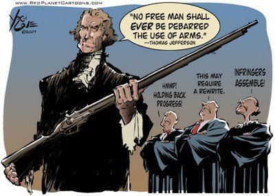 The Constitution Is Dead- To Arms!