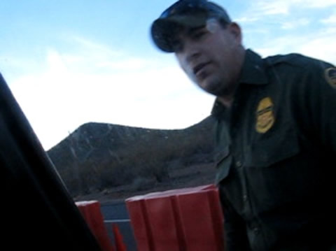Primary Purpose of DHS Checkpoints Revealed