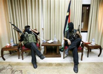 Hamas visiting local Fatah offices
