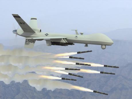 DRONES: KILLING BY REMOTE CONTROL