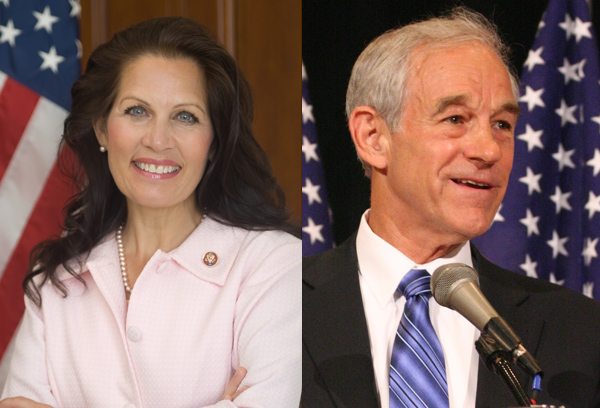 Michelle Bachmann to host town hall with Rep. Ron Paul