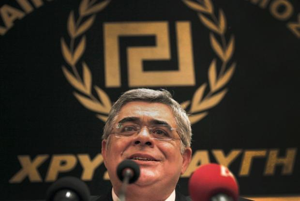 Be afraid, exultant Greek neo-Nazis warn rivals