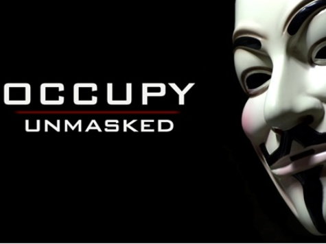 """Occupy Unmasked"" Screening"