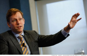 PayPal founder Peter Thiel throws $2.6 million at Ron Paul Super PAC