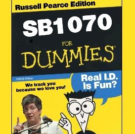 SB1070 for Dummies...Russell Pearce Edition
