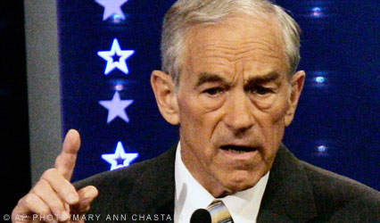 RON PAUL SPEECHES, YOUTUBE&#039;S, LEGISLATION