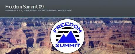 FREEDOM SUMMIT