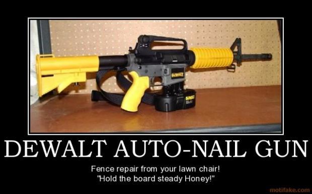 NAIL GUN---------------AWESOME