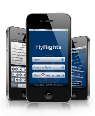 INNOVATIVE MOBILE APP TO COMBAT TSA PROFILING TAKES FLIGHT