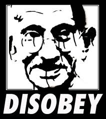 A Different Philosophy of Civil Disobedience