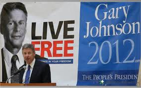 Gary Johnson endorses former Fed Prosecutor, Jim Gray, for Libertarian Party Vice-President