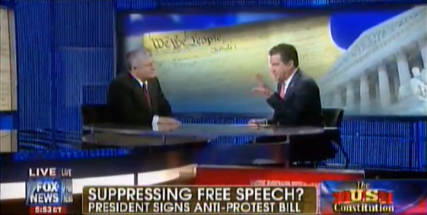 Obama Makes Free Speech A Felony - Andrew Napolitano interview (video)