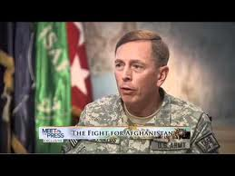 Gen. David Petraeus: We Can't Leave Afghanistan Now, They Have Trillions of Dollars of Minerals