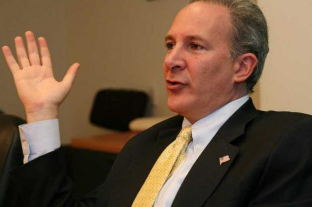 Peter Schiff: The rise of the barter economy