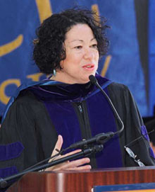 Sotomayor on the Supreme Court: A Gun-grabbers Dream Come True
