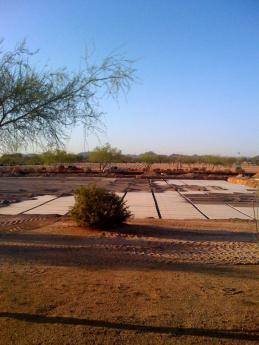 Mass Graves Being Prepared at Phoenix, AZ  Veterans Cemetery (with photos)
