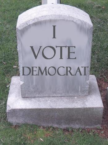 More than 3 Million Registered Voters are Dead? 12 Million More Ineligible, Analysis Finds.