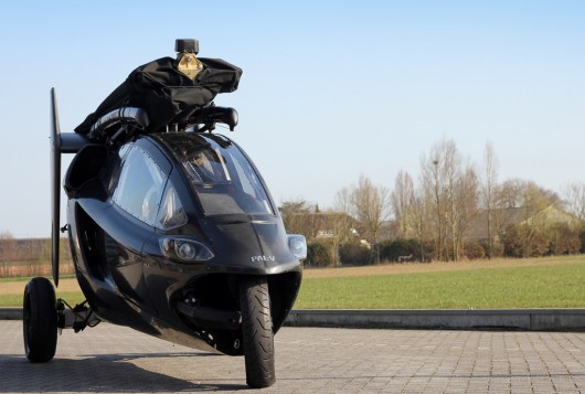 PAL-V Flying Car Makes Maiden Flight - Wow!