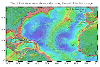 Atlantean Subsidence Event Revisited
