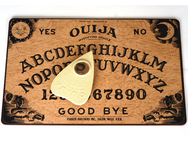 Ouija Researches Subconscious