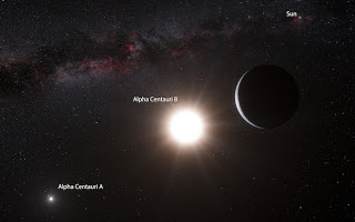 Alpha Centauri's First Planet Discovered