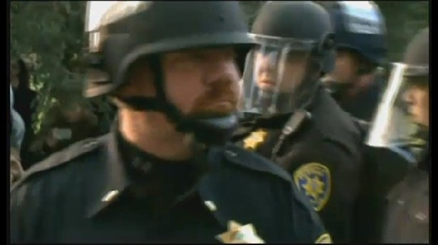 �Pepper Spray Cop� loses his job