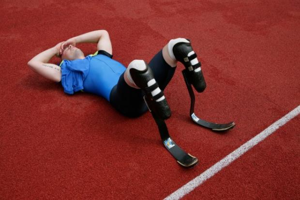 Bigger, Faster, Stronger: Will Bionic Limbs Put the Olympics to Shame?