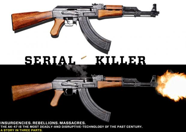 How the AK-47 Rewrote the Rules of Modern Warfare