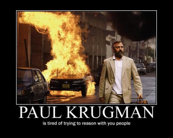 Ron Paul VS Paul Krugman 4-30-12 FULL VIDEO Bloomberg