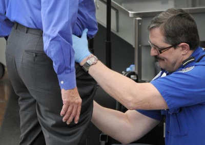 TSA screening 'hurt my privates,' lawmaker says