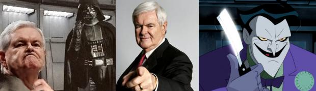 With tepid endorsement of Romney, Gingrich formally ends 2012 presidential campaign