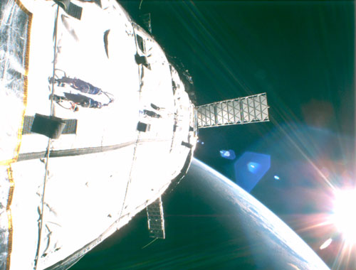 SPACEX AND BIGELOW AEROSPACE JOIN FORCES TO OFFER CREWED MISSIONS TO PRIVATE SPACE STATIONS