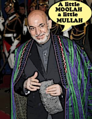 Afghanistan�s Karzai thanks Obama for �your taxpayers� money�
