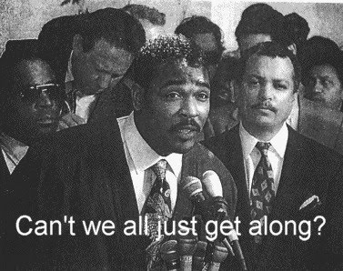 Rodney King, Found Dead at 47