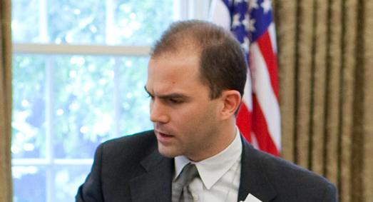 Who is Ben Rhodes?