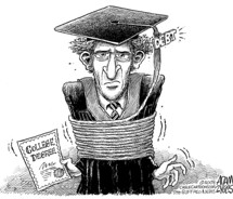 Lax Student Loan Standards Created Debt Crisis