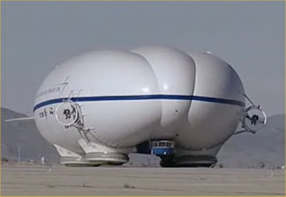 Army Tests Spy Blimp Over NJ