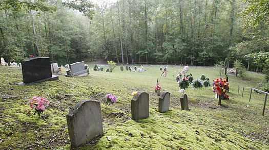 Unaccounted graves found at former reform school in Florida
