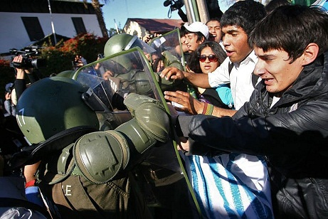 Chile's student protesters reject proposal
